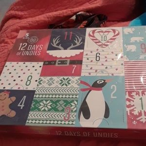 Christmas 12 Days Of Undies from Kohl's in small
